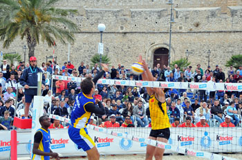 finali campionato beach volley